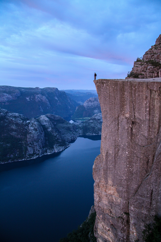 Lysefjord and the Pulpit Rock